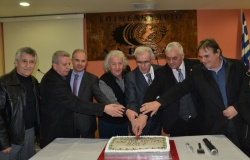 Γενική Συνέλευση και κοπή πίτας Καστρί λουτρο